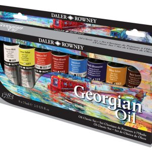 Georgian Oil Classic Set 8 x 75ml
