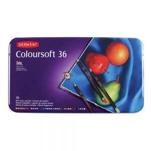 Derwent Coloursoft 36