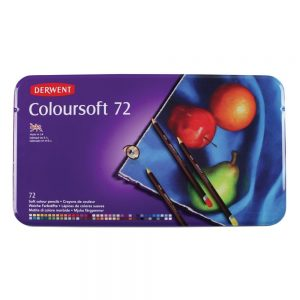 Derwent Coloursoft 72