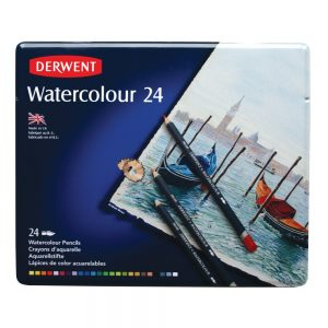 Derwent Watercolour 24