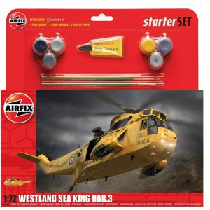 Airfix Westland Sea King HAR.3 Starter Set
