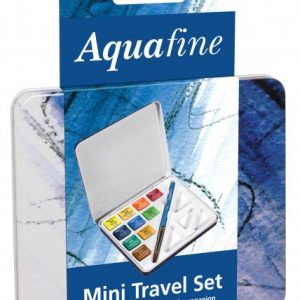 Daler Rowney Aquafine Mini Travel Set