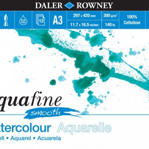 Daler Rowney Aquafine Smooth A3