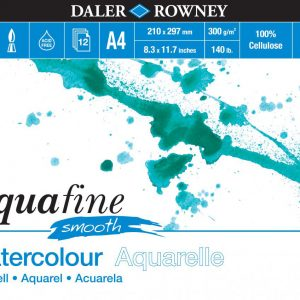 Daler Rowney Aquafine Smooth A4