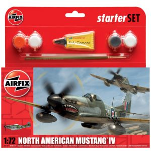 North American Mustang IV Starter Set
