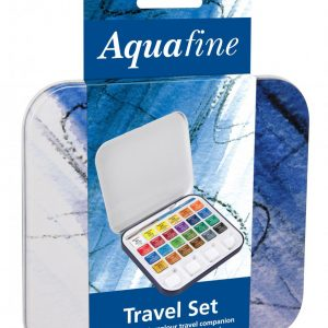 Aquafine Travel Set 24 Colours front
