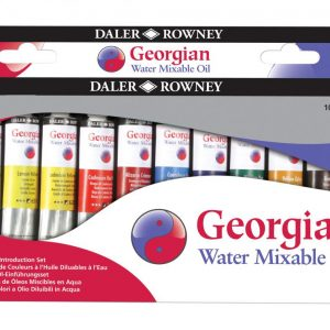 Georgian Water Mixable Oil Introduction Set 10x20ml