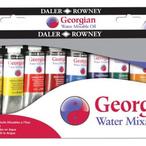 Georgian Water Mixable Oil SelectionSet 10x37ml