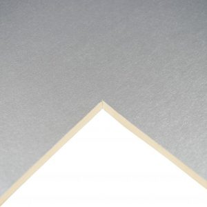 5011385908503 - 302 001 033 - Cream Core Mountboard Silver Olympic A1