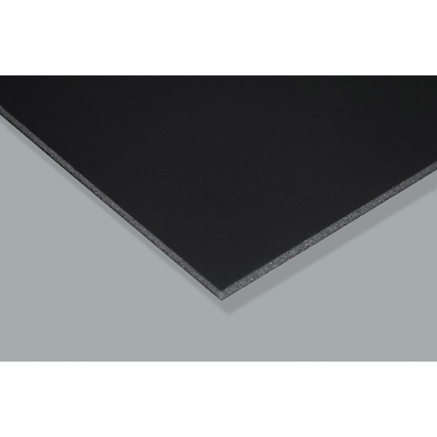 A2 Foamboard Black 5mm