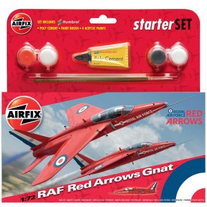 A55105 Red Arrows Gnat