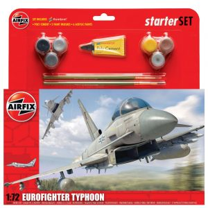 Airfix Eurofighter Typhoon Starter Set A50098