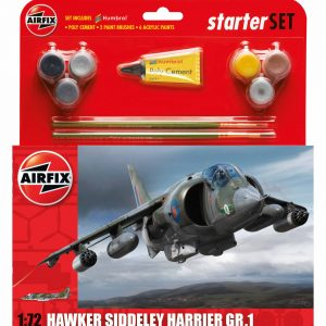 Airfix Hawker Siddeley Harrier GR.1 Starter Set A55205