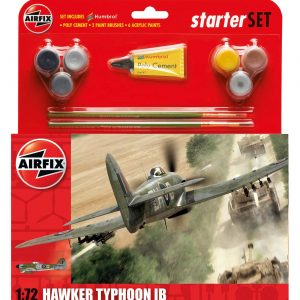 Airfix Hawker Typhoon IB Starter Set A55208