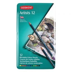 Derwent Artists 12
