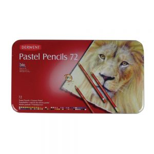 Derwent Pastel Pencils 72