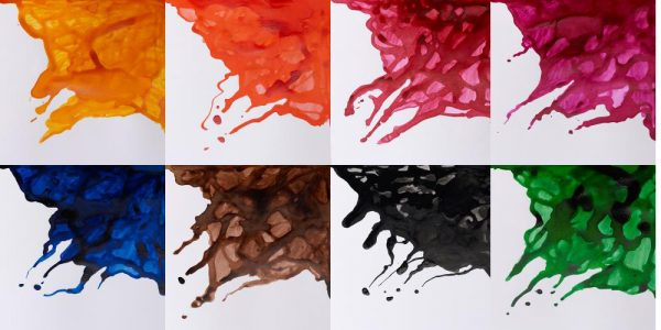 Drawing Inks William Colours