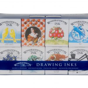 W&N DRAWING INKS HENRY COLLECTION INK PACK