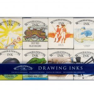 W&N DRAWING INKS WILLIAM COLLECTION INK PACK