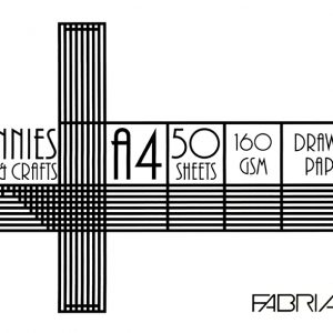 Rennies Fabriano 160GSM A4